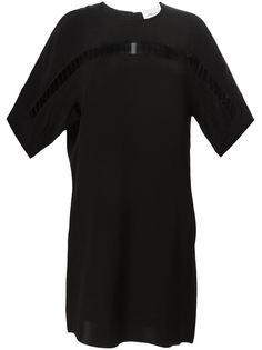 платье шифт с перфорированным дизайном  3.1 Phillip Lim