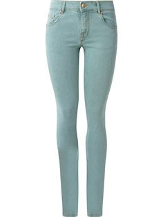 five-pocket skinny jeans Amapô