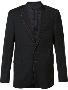 пиджак с цепочной окантовкой Lanvin