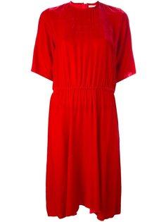 бархатное платье 'Landen'  Isabel Marant Étoile