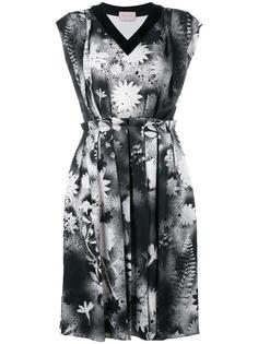 приталенное платье Christopher Kane