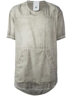 футболка с накладным карманом Lost & Found Rooms