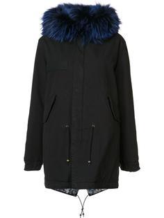 flap pockets parka coat Mr & Mrs Italy