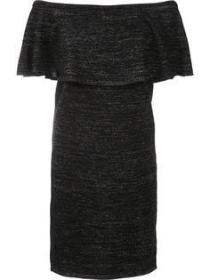 платье с открытыми плечами Trina Turk
