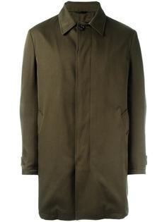 пальто с потайной застежкой Sealup