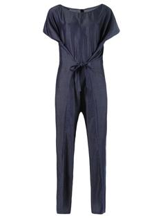 tie fastening jumpsuit Uma | Raquel Davidowicz