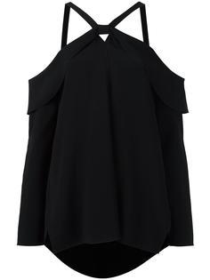 блузка с открытыми плечами Proenza Schouler
