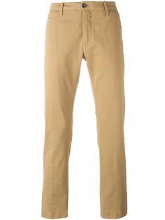 брюки-чинос прямого кроя Jacob Cohen