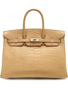 сумка-тоут 'Birkin' Hermès Vintage