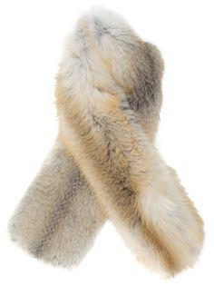 удлиненный шарф Derek Lam