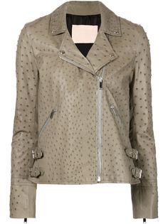байкерская куртка Brock Collection