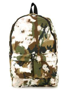 рюкзак с камуфляжным принтом Off-White