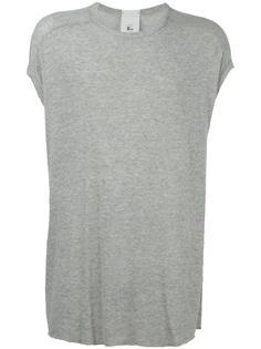 футболка-туника с укороченными рукавами Lost & Found Rooms