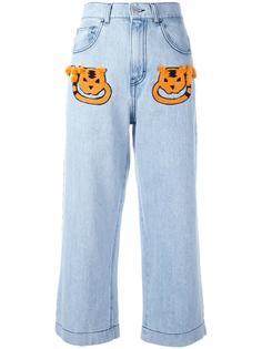 укороченные джинсы Au Jour Le Jour