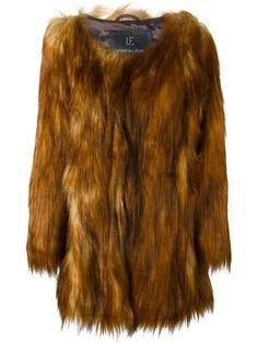 меховое полупальто  Unreal Fur