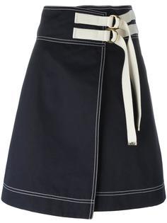 юбка с запахом Marni