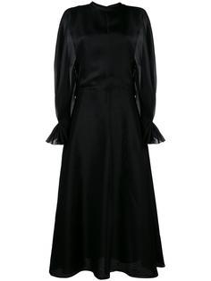 платье с длинными рукавами 'Fede' Emilia Wickstead