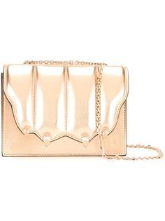 сумка с панелью в форме лапы Marco De Vincenzo