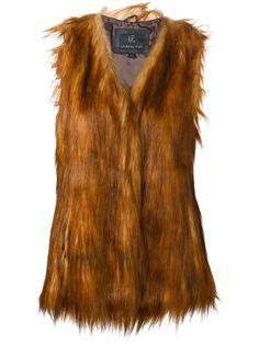 меховой жилет  Unreal Fur