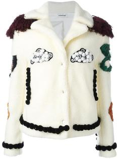 куртка с нашивками Au Jour Le Jour