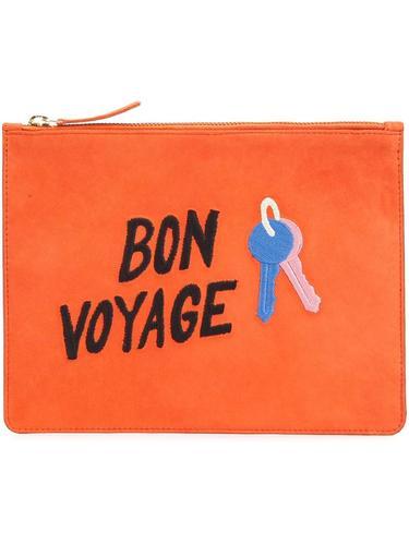 клатч 'Bon Voyage' Lizzie Fortunato Jewels