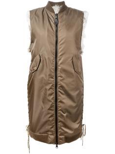 пальто без рукавов As65
