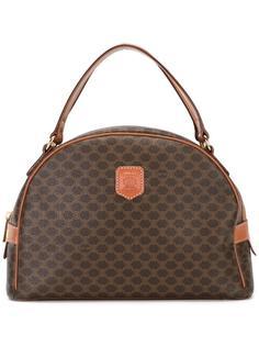 сумка-тоут с монограммой Céline Vintage