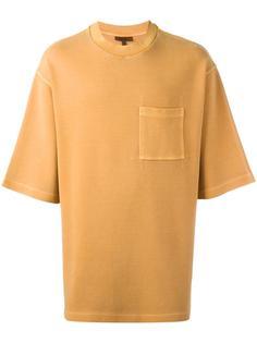 объемная футболка Yeezy