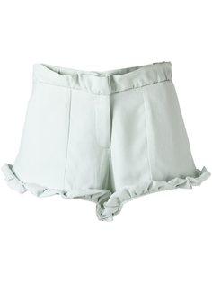 high waist shorts Andrea Bogosian