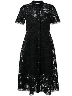 кружевное платье 'Gossamer' Zimmermann