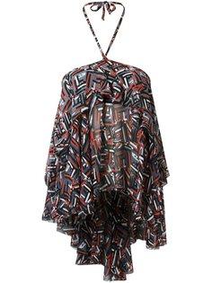printed blouse Andrea Bogosian