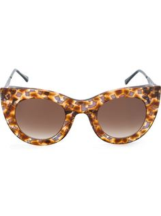 солнцезащитные очки 'Cheeky'  Thierry Lasry