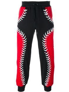 спортивные брюки со шнуровкой KTZ