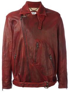 классическая байкерская куртка Pihakapi