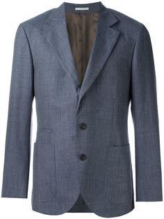пиджак с накладными карманами Brunello Cucinelli