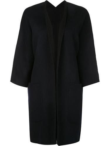 пальто без застежки Vince