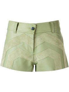 panelled shorts Andrea Bogosian