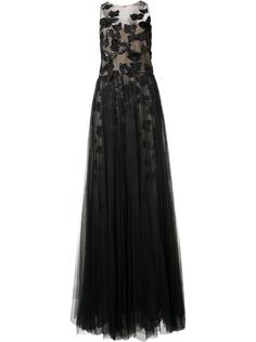 butterfly gown  Marchesa Notte