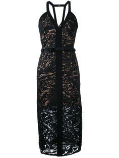 платье 'Orbital' с V-образным вырезом GINGER & SMART