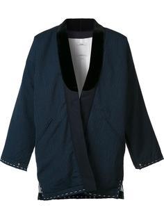 куртка-кимоно с декоративной строчкой Visvim