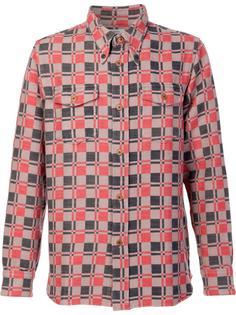 клетчатая рубашка Visvim