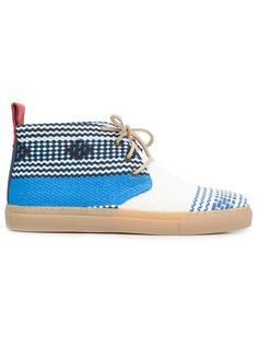 ботинки 'Chukka Mexico' Del Toro Shoes