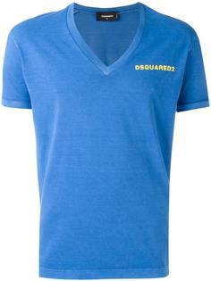 футболка с V-образным вырезом 'Arizona' Dsquared2