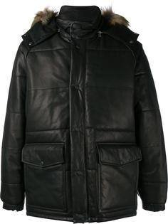 дутая куртка с капюшоном Our Legacy