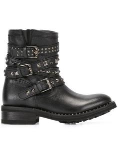 байкерские ботинки 'Tatum' Ash