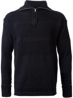 свитер с воротником на молнии  'Fisherman' S.N.S. Herning