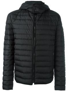 куртка-пуховик с капюшоном Salvatore Ferragamo