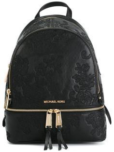 рюкзак с цветочным принтом Michael Michael Kors