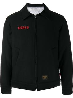 куртка с вышивкой 'Tour' Wtaps