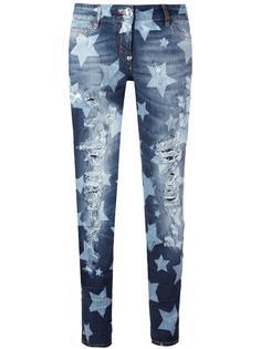 прямые джинсы 'Morgana' Philipp Plein